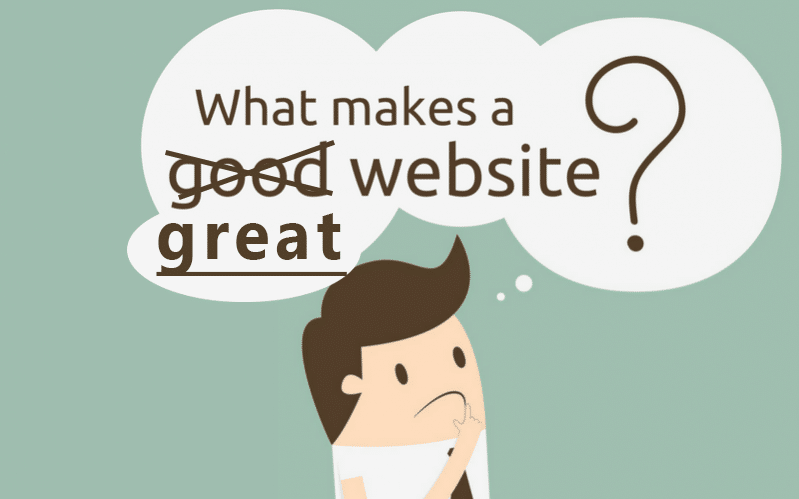 What Makes a Great Website: 12 Critical Elements